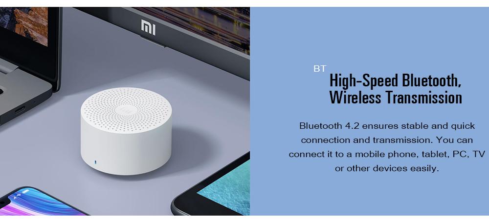 Original Xiaomi MDZ - ZB - DE Portable Bluetooth Speaker