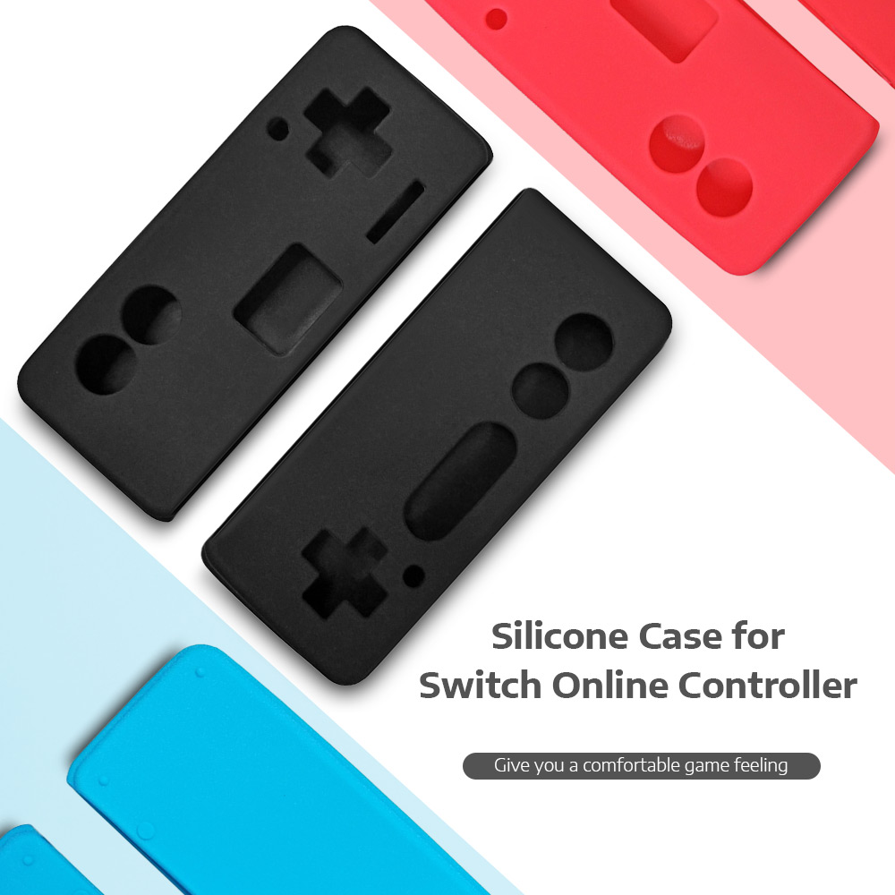 Soft Anti-slip Silicone Case for Switch Online Controller