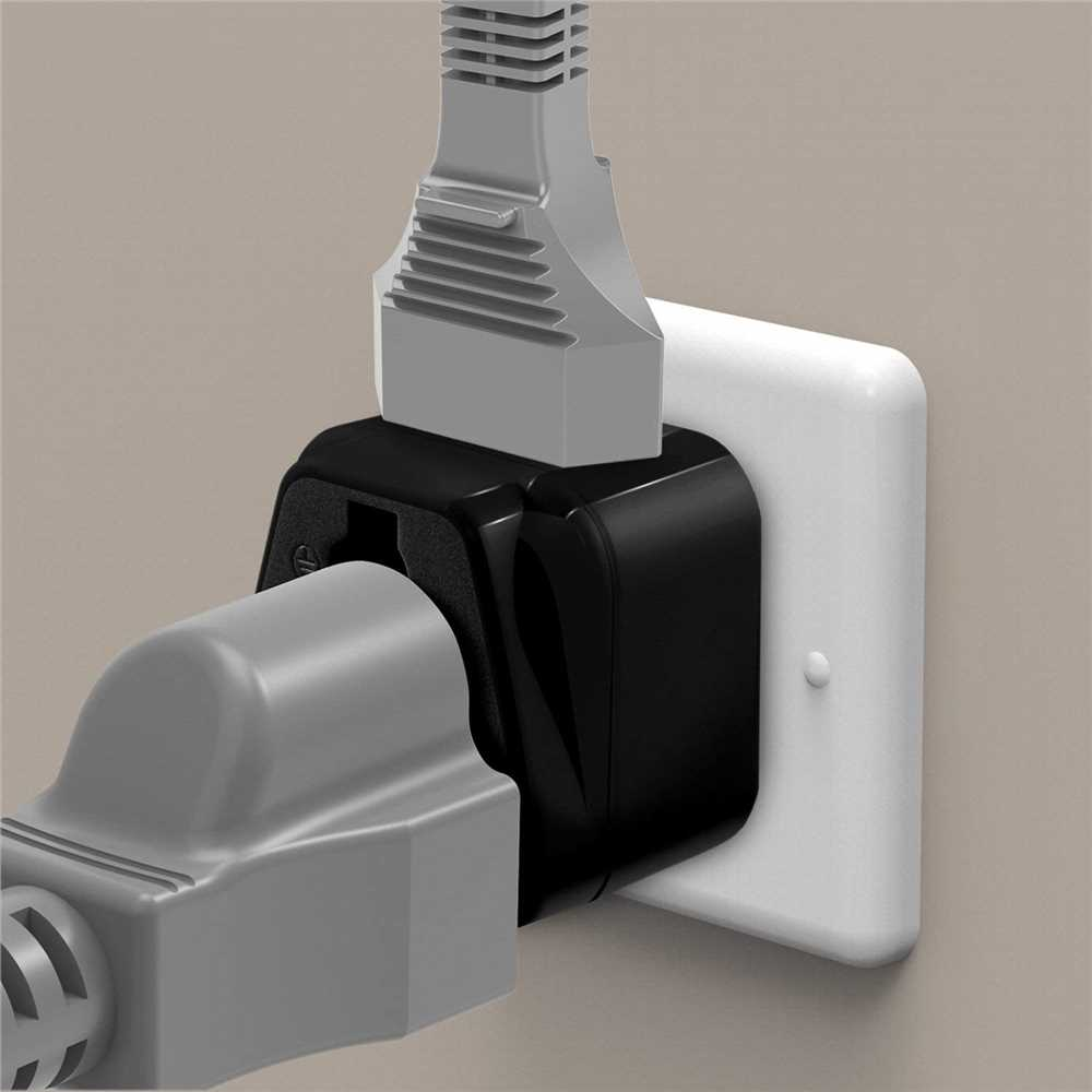 USA to Europe Dual Outlet Travel Power Universal Adapter Wall Converter 2 in 1