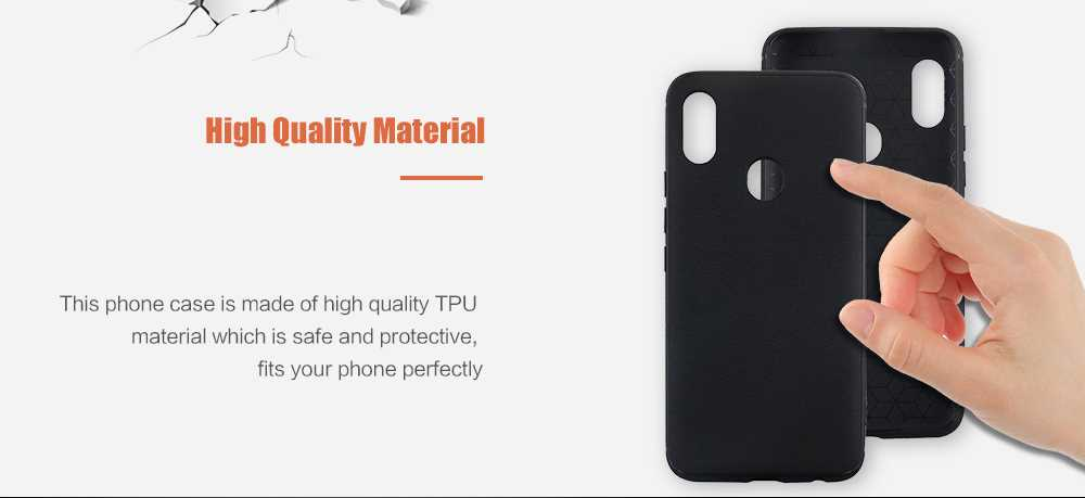TPU Phone Case for UMIDIGI F1