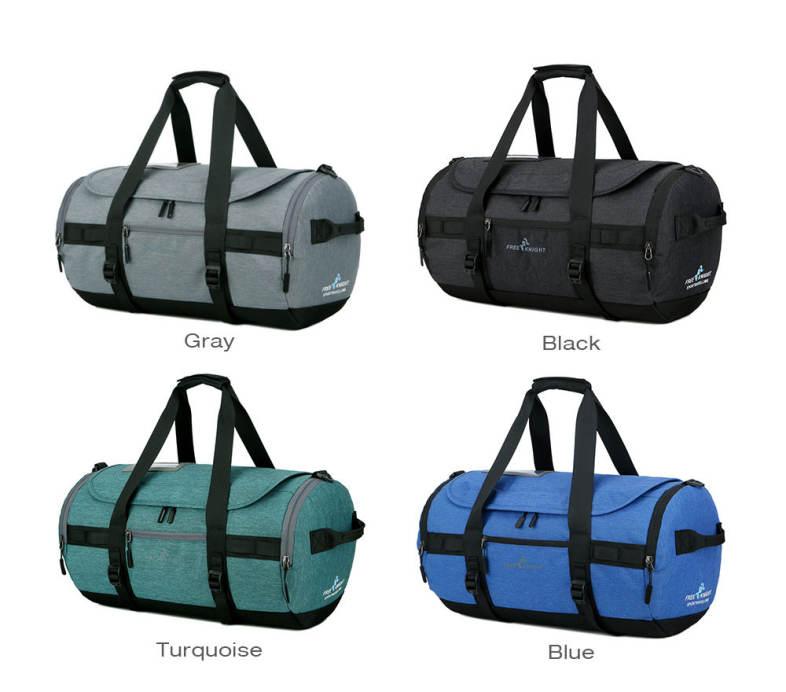 Free Knight 25L Unisex Gym Soccer Training Handbag Traveling Shoulder Bag Shoes Storage Tote