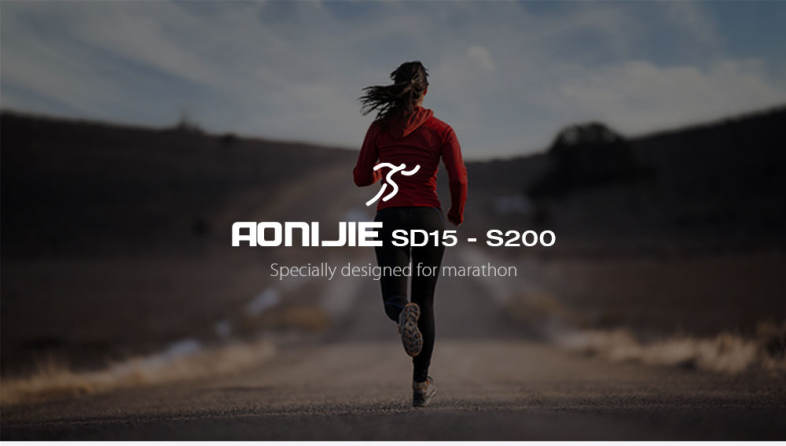 AONIJIE SD15 - S200 200ML Foldable TPU Sports Soft Glass Marathon Special Cup