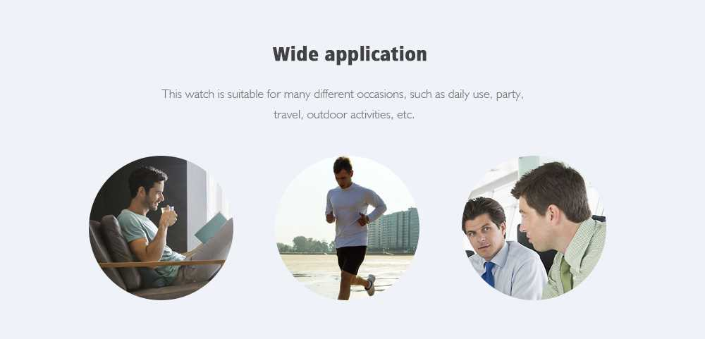 Fashion Sports LED Digital Wrist Watch