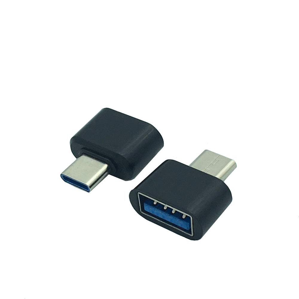 Type-C to USB OTG Adapter Mini Converter