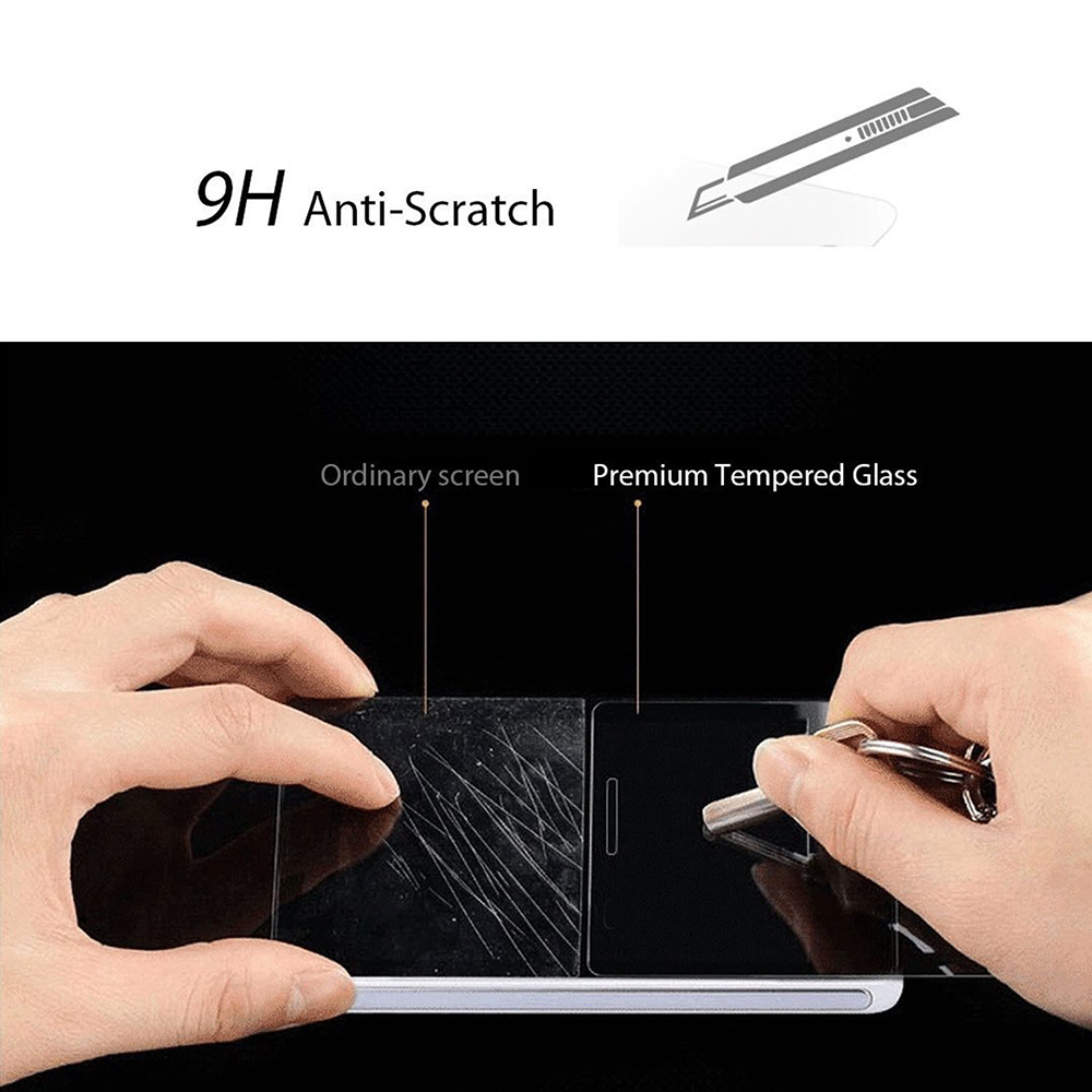 2.5D 9H Hardness Tempered Glass Screen Protector for OnePlus 5