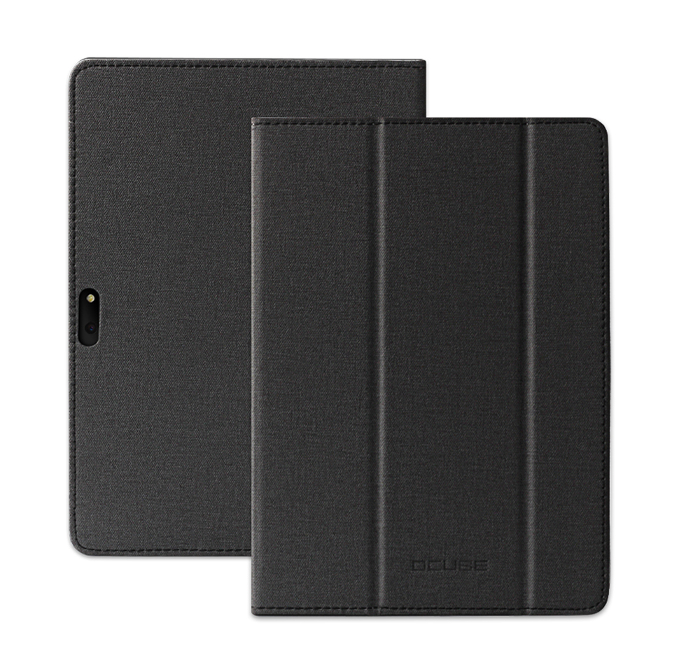 OCUBE PU Leather Case Cover with Stand Function for Chuwi Hi9 Air 10.1 inch