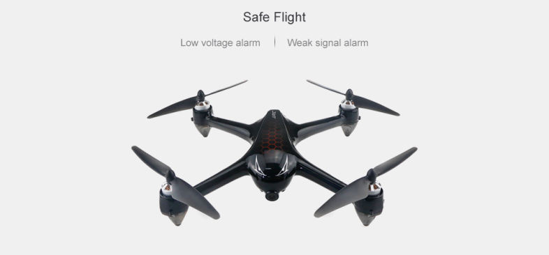 JJRC X8 5G WiFi FPV RC Drone GPS Positioning Altitude Hold 1080P Camera Quadcopter