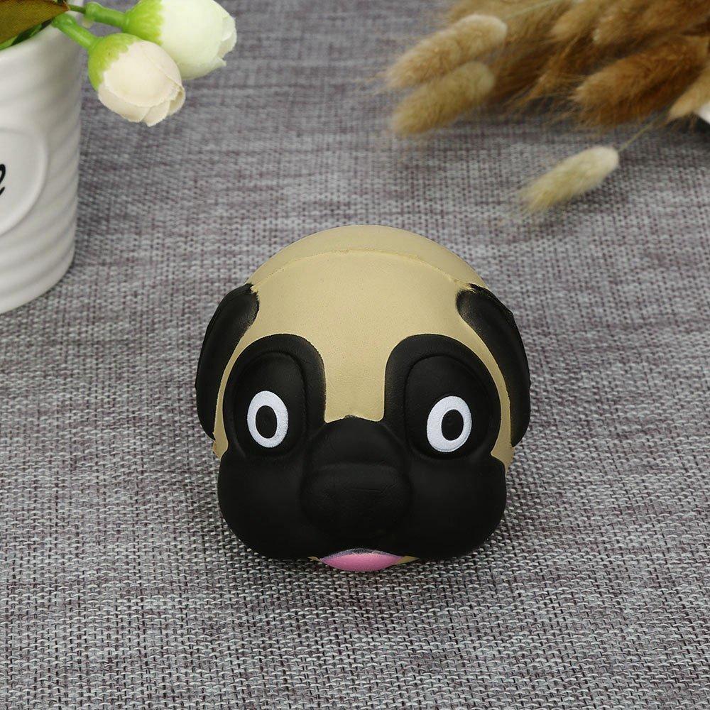 Jumbo Squishy Slow Rising Kawaii Cute Cartoon Dog Toys