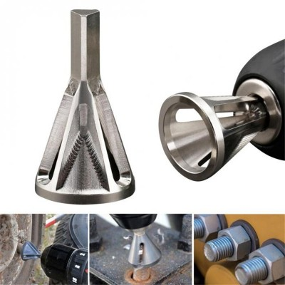 External Deburring Chamfering Grinding Tool (SILVER)