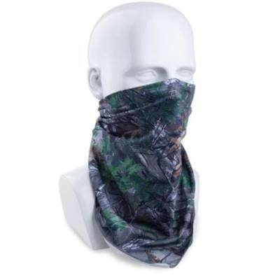 JUNGLEMAN H125 EXT - 1 BIONIC CAMO QUADRANGULAR SCARF SINGLE SIDE MASK FOR HUNTING FISHING CYCLING SKI (JUNGLE CAMOUFLAGE)