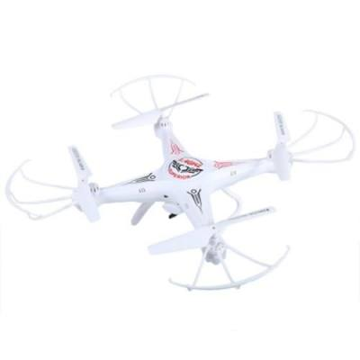 SHENGKAI WIFI FPV D97 WITH HD 2-MEGA-PIXEL CAM 6 AXIS GYRO 2.4GHZ 4 CHANNEL QUADCOPTER (WHITE)
