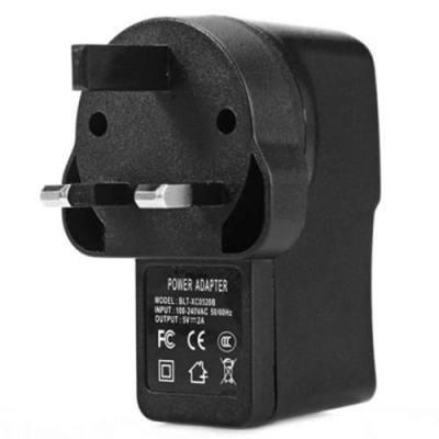 ORIGINAL CHUWI SERIES UK PLUG POWER ADAPTER AC100 - 240V 50 / 60HZ (BLACK)