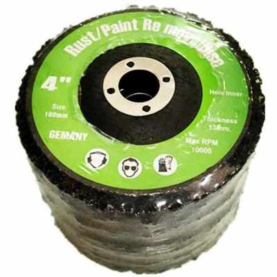 Black King Kong grinding stone floor paint polishing and polishing 100*16 hole 5 piece set cross-border new spot (Ale2311888)