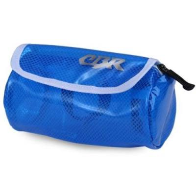 PORTABLE WATER RESISTANCE BIKE FRONT BEAM BAG FOR TRAVEL OUTDOOR (BLUE)