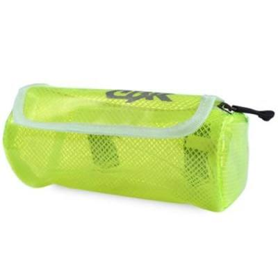 PORTABLE WATER RESISTANCE BIKE FRONT BEAM BAG FOR TRAVEL OUTDOOR (YELLOW)