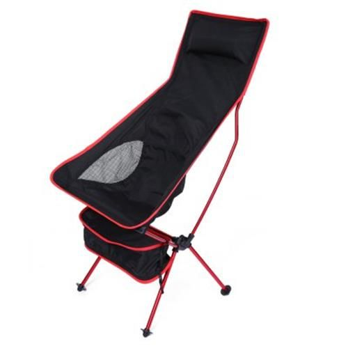 Portable Colorful Folding Camping Chair Fishing Chair Oxford Cloth Lightweight Seat For Outdoor Picnic Bbq Beach Chairs Beneficial To The Sperm Home Textile Table & Sofa Linens