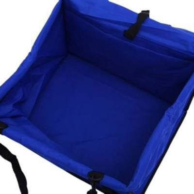 UNIVERSAL PET CAR SEAT NONSLIP WATER RESISTANT FRONT SINGLE-SEAT BOX