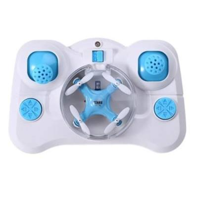 CX - STARS 2.4G 4CH 6-AXIS GYRO RTF RC MINI QUADCOPTER DRONE TOY (BLUE)
