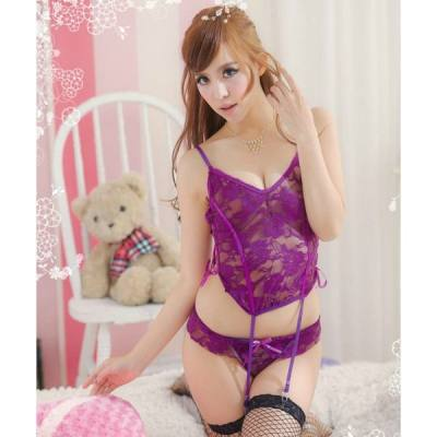 BABYDOLL / SEXY DRESS QZ-9151. STOCKING NOT INCLUDED