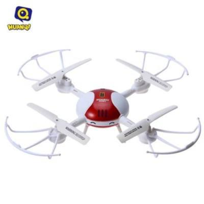 HUNAQI 897C001 2.4G 4CH 6-AXIS GYRO 0.3MP CAMERA RTF REMOTE CONTROL QUADCOPTER DRONE TOY (RED)