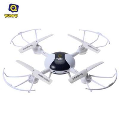 HUNAQI 897C001 2.4G 4CH 6-AXIS GYRO 0.3MP CAMERA RTF REMOTE CONTROL QUADCOPTER DRONE TOY (BLACK)