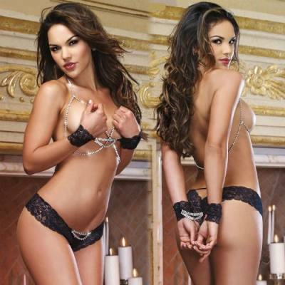 FREE SIZE HOT & SEXY LINGERIE / TEDDY JL0173