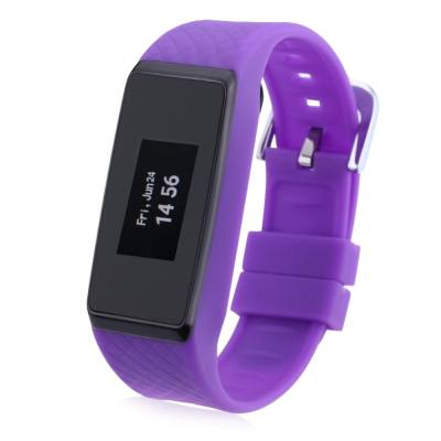 INCHOR WATCH WRISTFIT WITH BLUETOOTH AND HEART RATE (PURPLE)