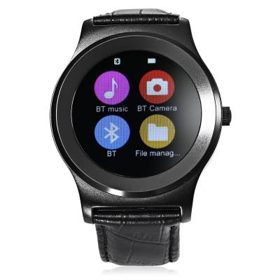 NEECOO V3 HEART RATE MONITOR SMART WATCH (BLACK)