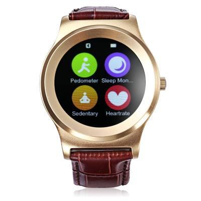 NEECOO V3 HEART RATE MONITOR SMART WATCH (GOLDEN)