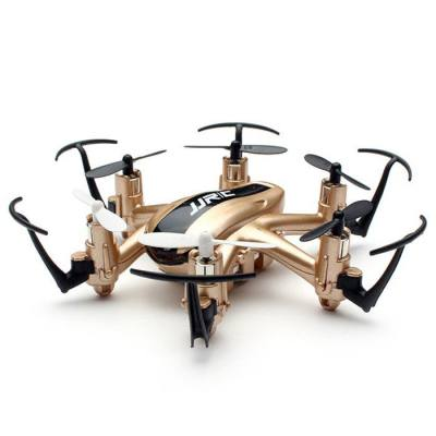 JJRC H20 TINY 2.4G 6 AXIS GYRO 4CH RC HEXACOPTER (GOLDEN)