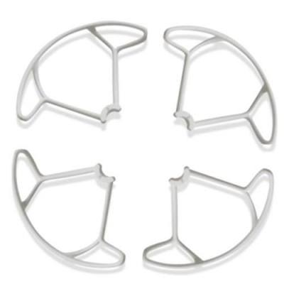 4PCS PROPELLER PROTECTOR MOULD KING 33041 33041A QUADCOPTER ACCESSORY (WHITE)