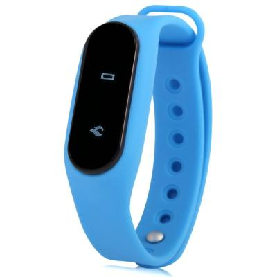 ES SMART WATCH WITH HEART RATE MONITOR PEDOMETER ANTI-LOST FUNCTION (BLUE)