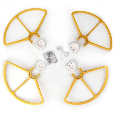 DJI PHANTOM 3 QUICK RELEASING PROTECTION RING SET RC QUADCOPTER SPARE PARTS (COLORMIX)