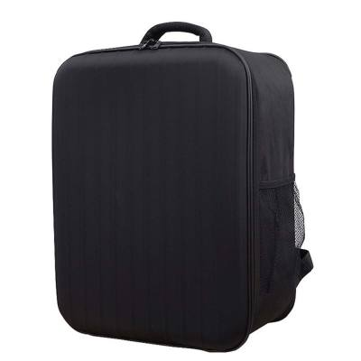 ST LUXURIOUS BACKPACK BAG CARRYING CASE ACCESSORY FOR DJI PHANTOM 4 (BLACK)