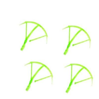 4PCS PROTECTION FRAME ACCESSORY FOR JJRC H26 H26D H26W QUADCOPTER MODEL (GREEN)