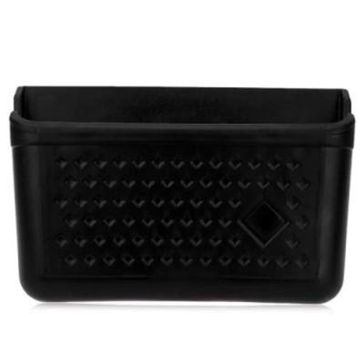 HIGH GRADE VEHICLE DEBRIS BAG BOX WITH HOLE CASE CAR INTERIOR TOOL