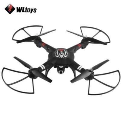 WLTOYS Q303A 5.8G FPV 720P CAMERA 4CH 6-AXIS GYRO RTF RC QUADCOPTER TOY (BLACK)