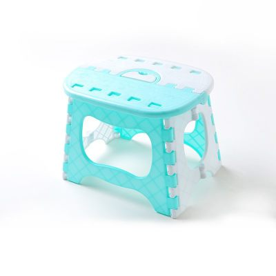 Portable Plastic Foldable Stool Low Stool For Kids And Adults Easy To Store And Carry Outdoor Fishing Multi Purpose