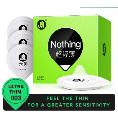 Elephant Condom Nothing 003 @ Ultra Thin- 10s