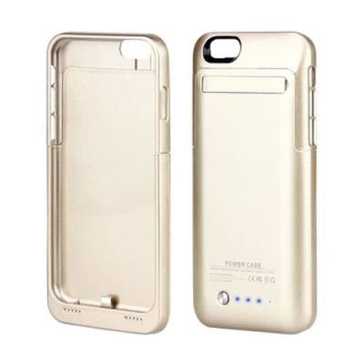3500MAH BACKUP BATTERY EXTERNAL POWER BANK CHARGER CASE FOR IPHONE 6 / 6S 4.7 INCH (GOLDEN)