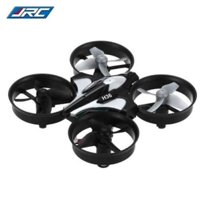 JJRC H36 MINI 2.4GHZ 4CH 6 AXIS GYRO RC QUADCOPTER WITH HEADLESS MODE / SPEED SWITCH (GRAY)