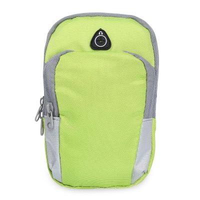 Outlife Generic Stylish Arm Wrist Bag Pouch Case for Outdoor Running Sport  Fitness (GREEN) bcd14955b0ae8