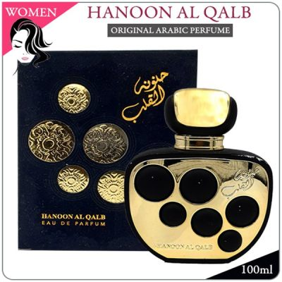HANOON AL QALB - ORIGINAL ARABIC PERFUME BY ARD AL ZAAFARAN DUBAI FOR WOMEN LONG LASTING FRAGRANCE READY STOCK
