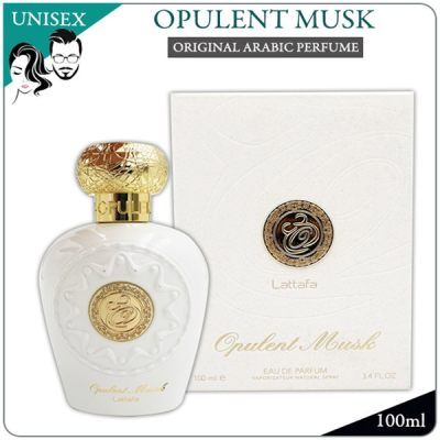 OPULENT MUSK - ORIGINAL ARABIC PERFUME EDP BY LATTAFA DUBAI FOR UNISEX FRAGRANCE READY STOCK