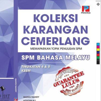 Guarantee Lulus: Koleksi Karangan Cemerlang Topik Penulisan SPM Bahasa Melayu NEW 2020 (Ready Stock)