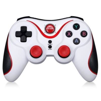 GEN GAME S5 WIRELESS BLUETOOTH GAMEPAD GAME CONTROLLER (WHITE)