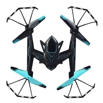 X8SW SAME VERSION AG - 01W QUADCOPTER WIFI FPV 0.3MP CAM 2.4G 4CH 6 AXIS GYRO HEADLESS MODE RTF (BLUE)