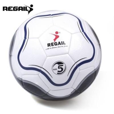 REGAIL SIZE 5 PU FLOWER SHAPE TRAINING FOOTBALL SOCCER BALL (COLORMIX)