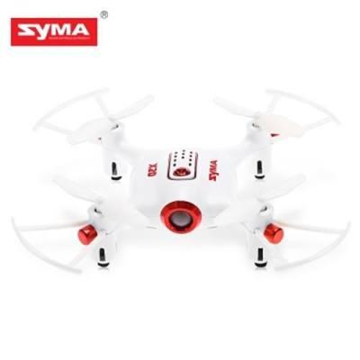 SYMA X20 - S RC DRONE RTF 2.4GHZ 4CH 6-AXIS GYRO / ONE KEY TAKEOFF / 3D FLIP (WHITE)
