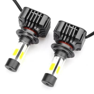PAIRED V8 H7 40W INTEGRATED LED VEHICLE HEADLIGHT CAR VIBRATION RESISTANCE HEAT DISSIPATION